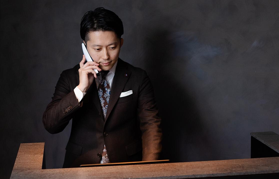 店長候補 USHIGORO S NISHIAZABU